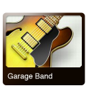 Garage band icon