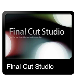 Resultado de imagen de Final Cut Studio