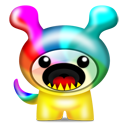 Sayonara-Spinning-Ball icon