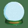 Christmas-Snow-Globe icon