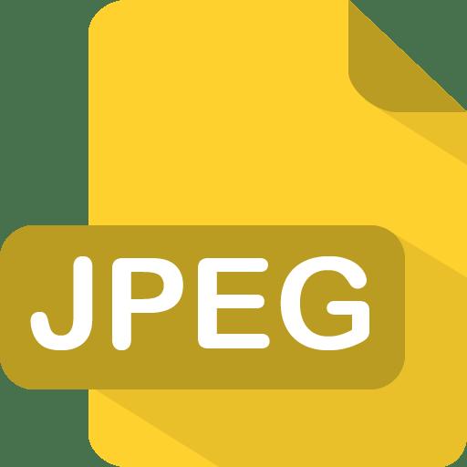 Jpeg Icon | Flat File Type Iconset | PelFusion