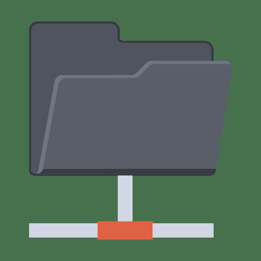 Stand Folder icon