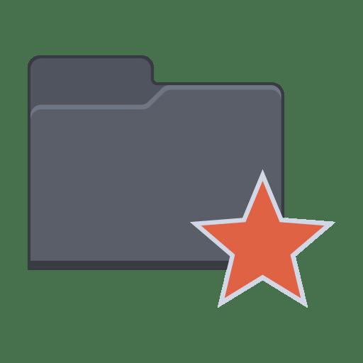 Star-Folder icon