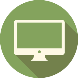 LCD Monitor icon