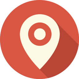 Maps Pin Place icon