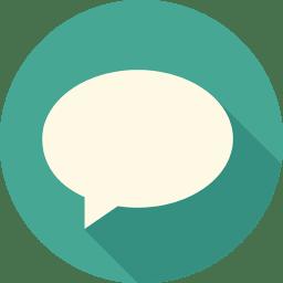 Message Bubble icon