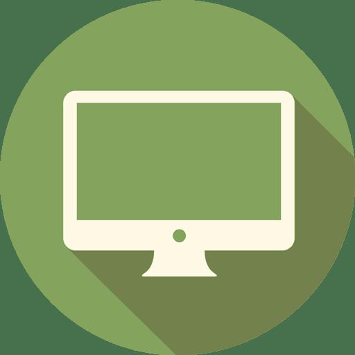 LCD-Monitor icon