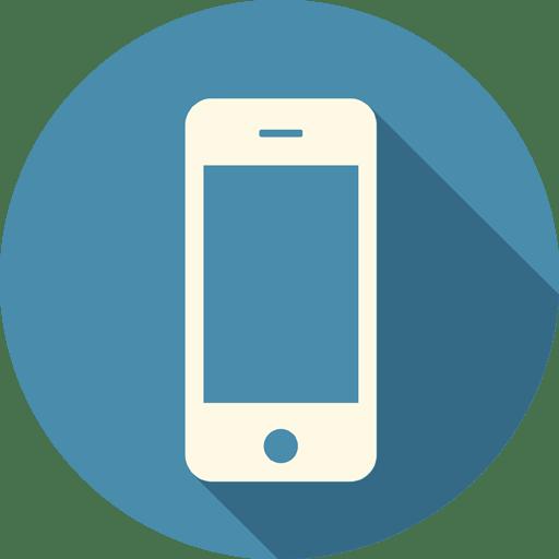 Mobile-Smartphone icon