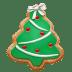 Christmas-cookie-tree icon