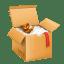 Shipping-box icon