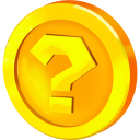 Question-Coin icon