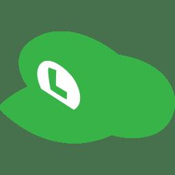 Hat Luigi icon