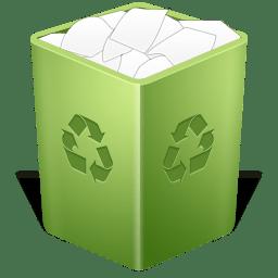 Recycle Bin Full icon