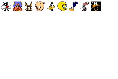 Looney Icons