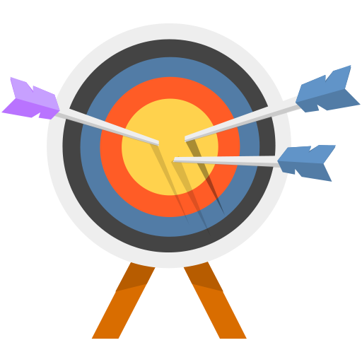 Arrow-Bulls-Eye icon