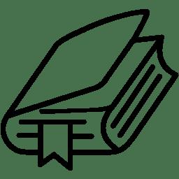 Bookmark Book icon