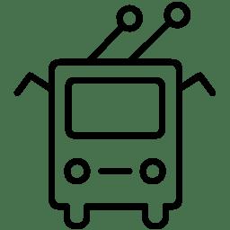 Trolleybus Bus icon