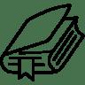 05-Bookmark-Book icon