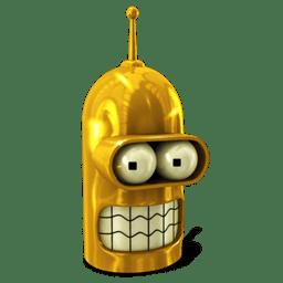 Bender Glorious Golden icon