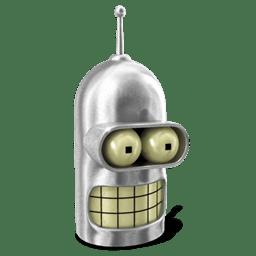 Bender Shiny Metal icon