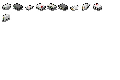 Ethernet Icons