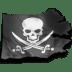 Flag-Jolly-Roger icon