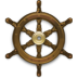 Steering-Wheel-Ship icon