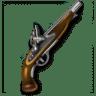 Flintlock-Pistol icon