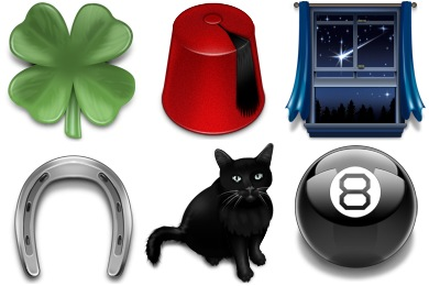 Superstition Icons