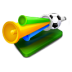 Fans-horn icon