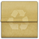 Recycle-Folder icon