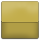 Yellow-Plastic-Folder icon