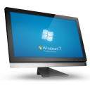Computer Windows 7 icon