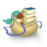 Bag-books icon