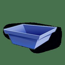 Container empty icon