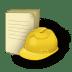 Document-construction icon