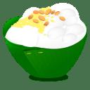 Coconut itim icon