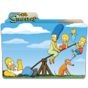Simpsons Folder 10 icon