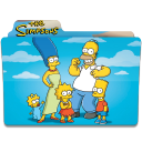 Simpsons Folder 22 icon