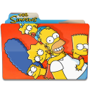 Simpsons Folder 27 icon