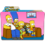 Simpsons Folder 18 icon