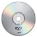 Device DVD RW icon
