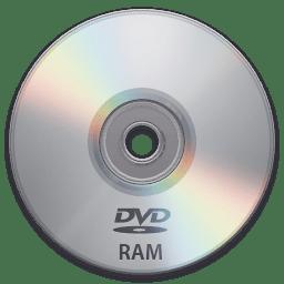 Device DVD RAM icon