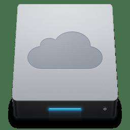 Network iDisk icon