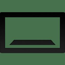 Sidebar Desktop icon