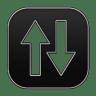 Arrow-Updown icon