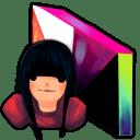 Folder-Kashiyuka icon