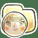 G12 Folder Boy icon