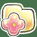 G12 Folder Flower icon