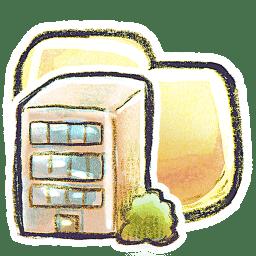 G12 Folder Office icon